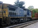 CSXT 7664 Rear View Shot