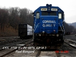 CSX 2730     Ex- PC 8076  GP38-2     11/18/2006