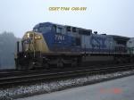 CSX 7744  C40-8W    07/14/2006