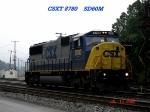 CSX 8780  SD60M  07/15/2006