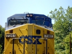 CSXT 7361    C40-8W    08-24-2005