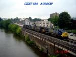 CSX 694  AC60CW   07/15/2006