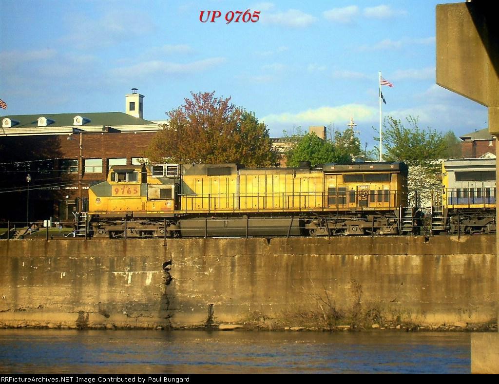 UP 9765       C44-9W       07/04/2006