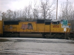 UP 4974       SD70M       11/21/2004