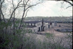 1279-06 C&NW (ex-M&StL) Cedar Lake Yard and shop after abandonment