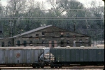1279-11 C&NW (ex-M&StL) Cedar Lake Yard and shop after abandonment