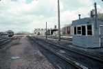 1280-01 C&NW (ex-M&StL) Cedar Lake Yard and shop after abandonment