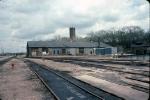 1280-14 C&NW (ex-M&StL) Cedar Lake Yard and shop after abandonment