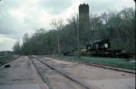 1280-19 C&NW (ex-M&StL) Cedar Lake Yard and shop after abandonment