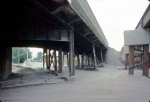 1284-03 BN (ex-NP) bridge replacement project at East Hennepin and Stinson NE