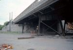 1284-08 BN (ex-NP) bridge replacement project at East Hennepin and Stinson NE