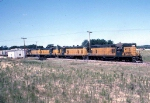 1285-05 C&NW Valley Park Yard