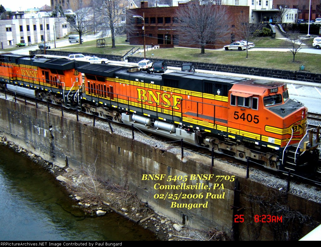 BNSF 5405