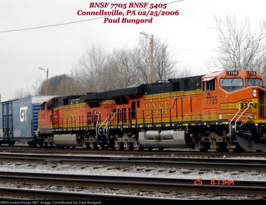 BNSF 7705