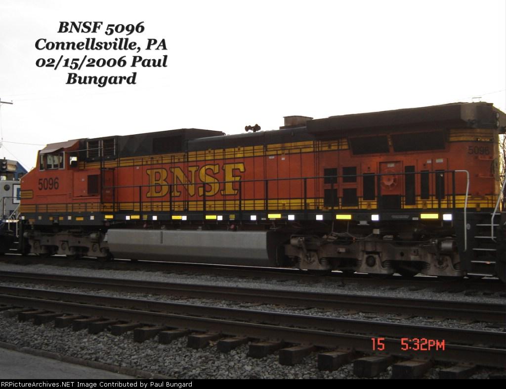 BNSF 5096    C44-9W    02/15/2006
