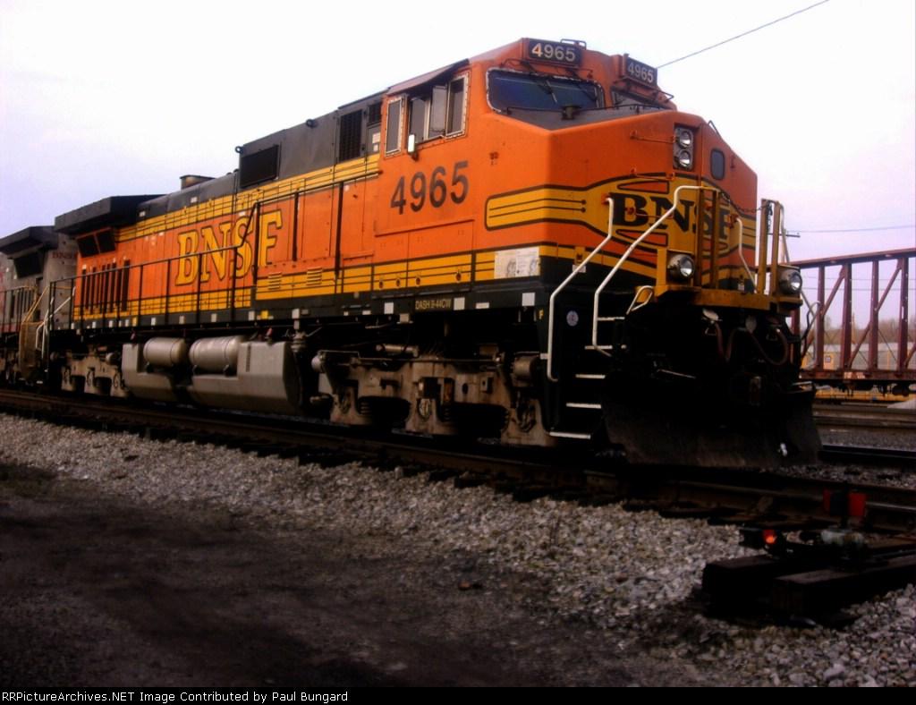 BNSF 4965   C44-9W