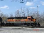 BNSF 6952   SD40-2    04/09/2006