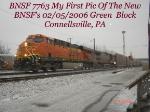 BNSF 7763    2/5/2006