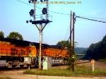 BNSF 5063