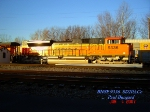 BNSF 9336   SD70ACe  My Very First Jan 04, 2007