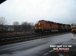 BNSF 4048  C44-9W  Jan 12, 2007