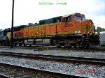 BNSF 4093  C44-9W   07/28/2006