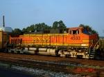 BNSF 4533    C44-9W    08/25/2006