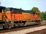 BNSF 8978    SD70MAC   09/22/2006