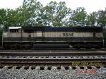 BNSF 9554   SD70MAC   09/22/2006