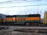 BNSF 335      GE GP60B           January 12, 2008