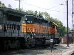 BNSF  504