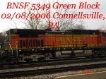 BNSF 5349