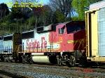 BNSF 151  04/18/2006