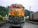BNSF 6329  08-08-2005