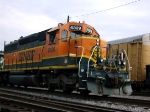 BNSF 6329 Side View 08-08-2005