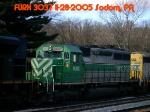 FURX 3037   SD40-2   11-28-2005
