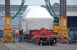 KRL 340325 getting it's load secured
