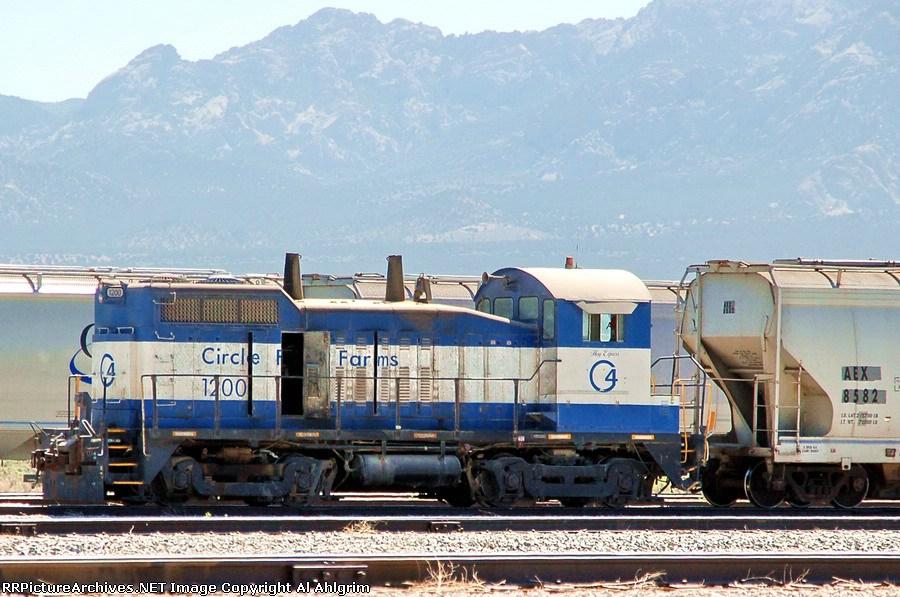 """DLSX 1200 """"Hog Express"""""""