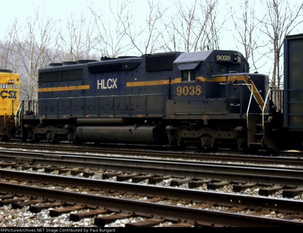 HLCX 9038