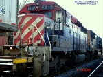 HLCX 6210       SD40-2    04/06/2006