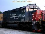 HLCX 6158    (ex-SP)   SD40T-2  08/03/2006