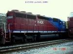 HLCX 6313  (ex-NdeM)  SD40-2  08/03/2006