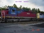 HLCX 6508  SD40M-3  08/03/2006