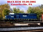 HLCX 8176  10/29/2005
