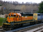 HLCX 8145   CSXT 8051  11-28-2005 