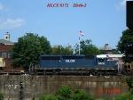 HLCX 8172   Sd40-2   07/16/2006