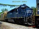 HLCX 6255   SD40-2  07/17/2006