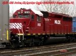 HLCX 8153   Ex-BN   SD40-2   01/21/2006