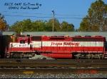 HLCX 6407       Ex-Trona Rwy       SD40-2       10/21/2006