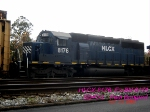 HLCX 8176      Ex-BN 8176      SD40-2       10/20/2006      